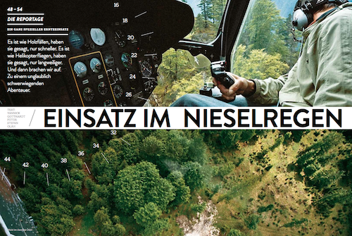 Wald Helicopter