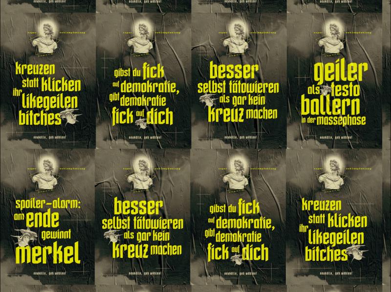 Neukoelln_Plakate